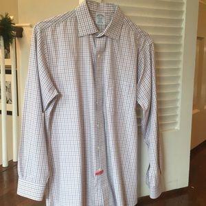 Brooks Brothers dress shirt 15.5/33